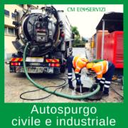 Autospurgo civile industriale Lamezia Terme (Catanzaro)