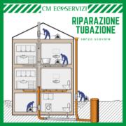 Riparazione tubazioni senza scavare Lamezia Terme (Catanzaro)