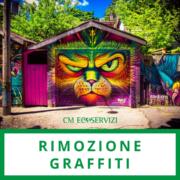 Rimozione graffiti - Lamezia Terme (Catanzaro)