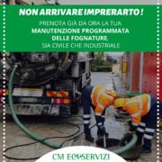 Manutenzione programmata di fogne e tubazioni - CM ECoServizi